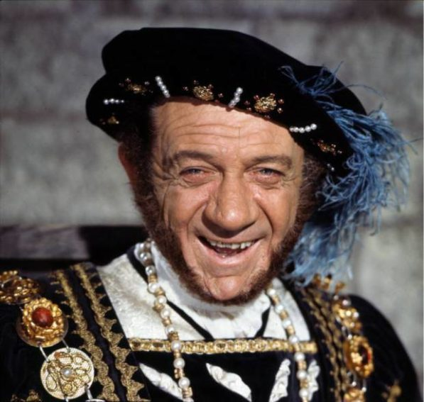 Carry On Henry, Sid James